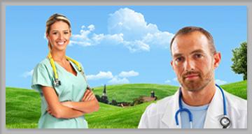 Médecins : travail à l'étranger